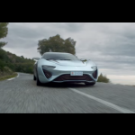 Car That Runs On Saltwater QUANT e-Sportlimousine with nanoFLOWCELL® drive