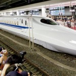 New Maglev Train in Japan Reaches 500 KPH