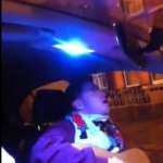 Dundalk Man Starts Singing In Taxi