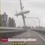 Taiwan Plane Crash – Plane Hits Taxi And Bridge Before Crashing Into The Water