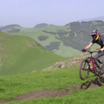 Watch This Mountain Biker!!