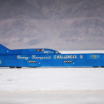 Danny Thompson set a land speed record in a car that's 50 Years Old